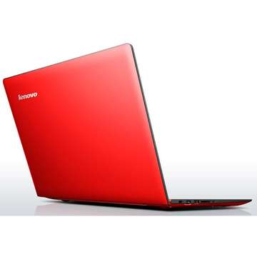 Lenovo U41-70 Intel Core i7-5500U 2.4 GHz 8GB DDR3 256GB SSD 14 inch FullHD nVidia GeForce GT 940M - 2 GB Bluetooth Webcam Windows 8.1