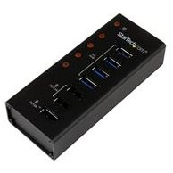USB3 HUB PLUS 3 CHARGE PTS ST4300U3C3, 4 porturi