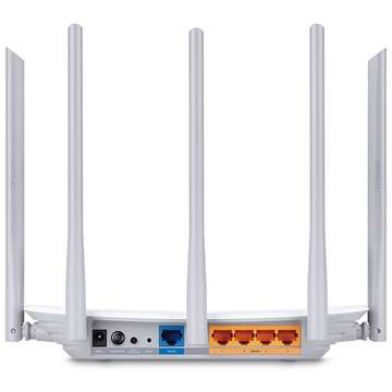 Router wireless TP-LINK Archer C60 AC1350,  Wireless, Dual Band Router