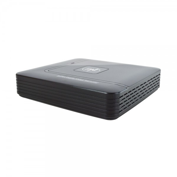 DVR / NVR, House H804 - 8 canale IP full HD, 1080P sau 4 canale analogice