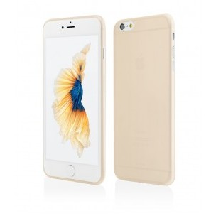 iPhone 6s Plus 6 Plus | Clip-On | Air Series Ultra Thin 0.3mm | Gold