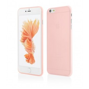 iPhone 6s Plus 6 Plus | Clip-On | Air Series Ultra Thin 0.3mm | Rose Gold
