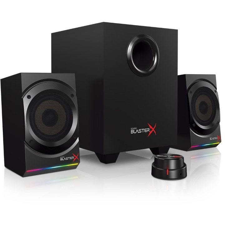 CREATIVE Sound BlasterX Kratos S3 - 2.1 Speakers