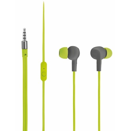 Casti TRUST AURUS WATERPROOF IN-EAR HEADPHONES - LIME