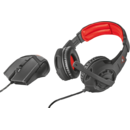 Casti Trust GXT 784 GAMING HEADSET & MOUSE
