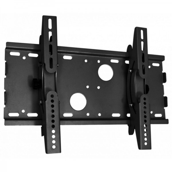 Suport monitor Reflecta PLANO Flat 37-15B ; 23-40 ; inclinable +15 degrees till -15 degrees ; max load 75kg; blac