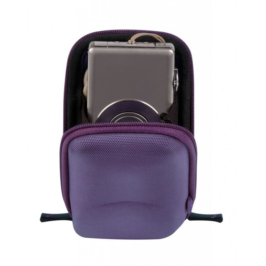 TnB BUBBLE-CAMERA CASE PURPLE-M