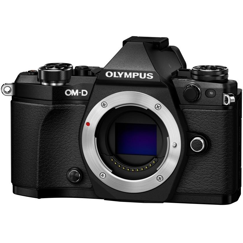 Aparat foto digital Olympus E-M5II Body black