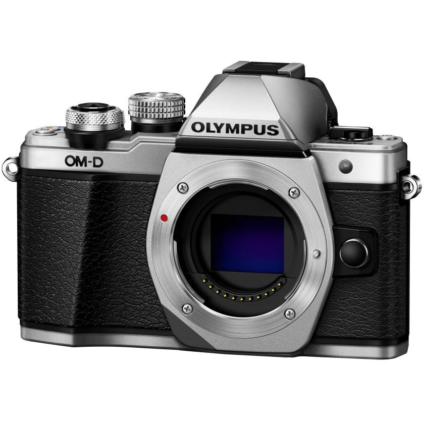 Aparat foto digital Olympus E-M10 Mark II Body silver