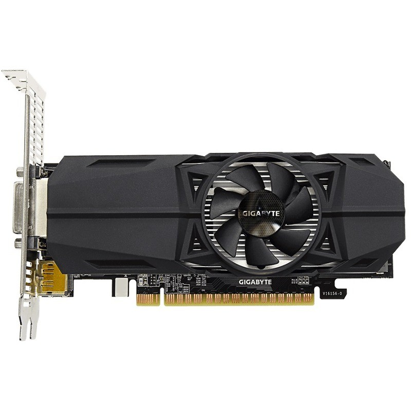 Placa video Geforce GTX 1050 N105TOC-4GL