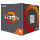 Procesor AMD YD1600BBAEBOX, Ryzen 5 1600, Hexa Core, 3.20GHz, 19MB, AM4, 65W, 14nm, BOX