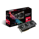 Placa video Asus RADEON ROG RX 580 8GB GDDR5