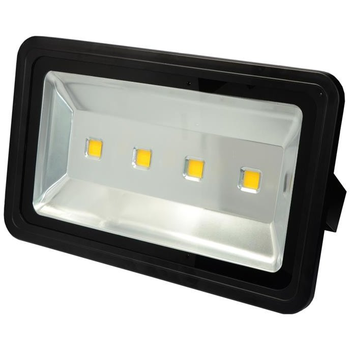 ART External lamp LED 200W,IP65,AC80-265V,black, 4000K- white