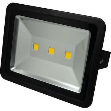 ART External lamp LED 150W,IP65,AC80-265V,black, 4000K - white