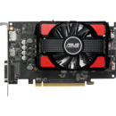 Placa video Asus RX 550 4GB, 128 bit