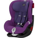 Scaun auto Britax Romer KING II LS - BLACK SERIES MINERAL PURPLE