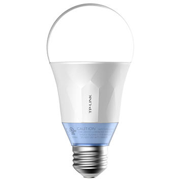 TP-LINK LB120 Smart Wi-Fi LED Bulb with Tunable White Light
