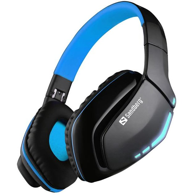 Wireless Blue Storm