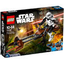 LEGO Scout Trooper™ si Speeder Bike™ (75532)