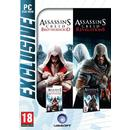 Joc PC Ubisoft Assassins Creed Revelations and Assassins Creed Brotherhood PC