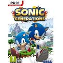Joc PC Sega Sonic Generations PC