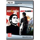 Joc PC Square Enix Just Cause 1 and 2 Double Pack PC