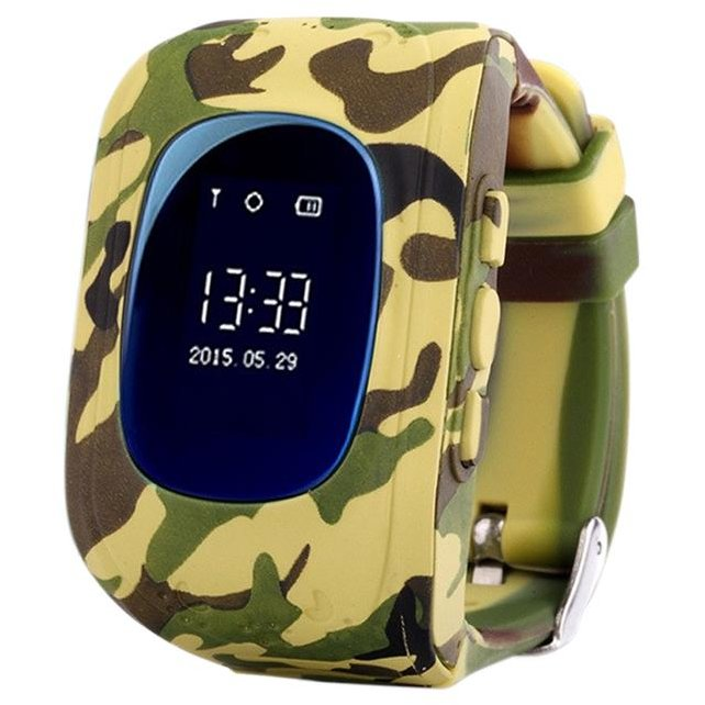 Smartwatch ART Smart Watch with locater GPS - Military