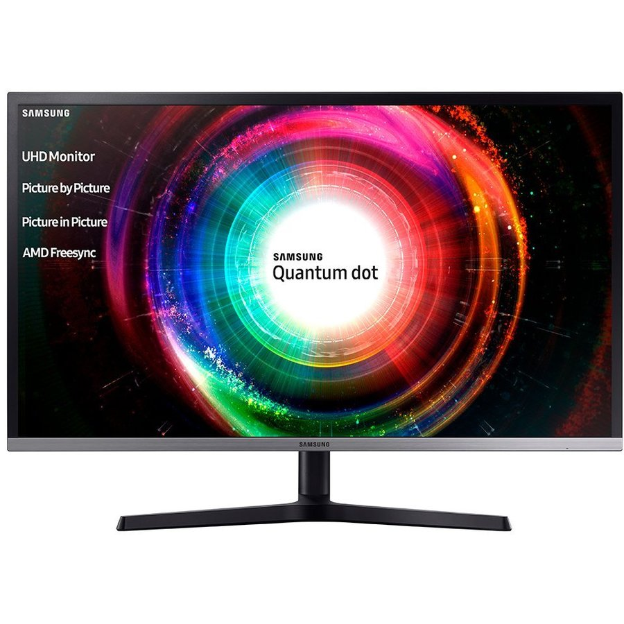 Monitor LED Samsung U32H850UMUXEN, 31,5 inci, UH85, 3840x2160, 2 (1 mini DP)