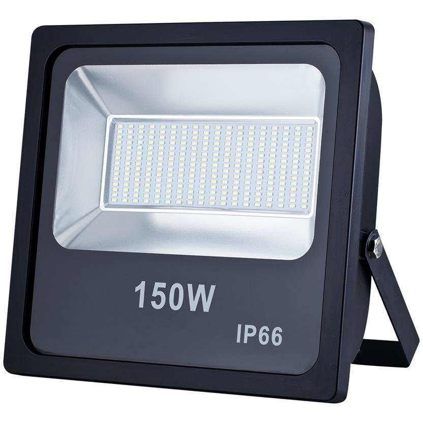 ART External lamp LED 150W,SMD,IP66, AC80-265V,black, 4000K-W
