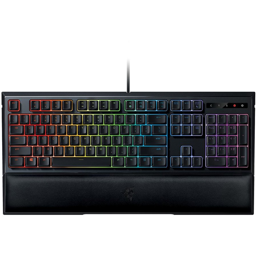 Tastatura KB RAZER ORNATA CHROMA MULTI-COLOR MEMBR