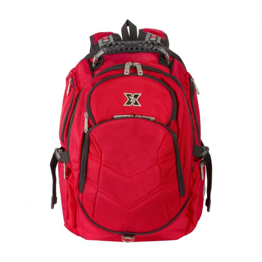 NTB BACKPACK SRX TRIP MAX 15.6 RED
