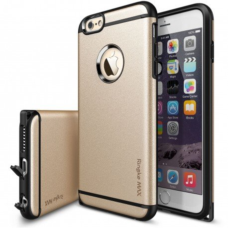 Husa iPhone 6 Plus / 6s Plus Ringke ARMOR MAX ROYAL GOLD