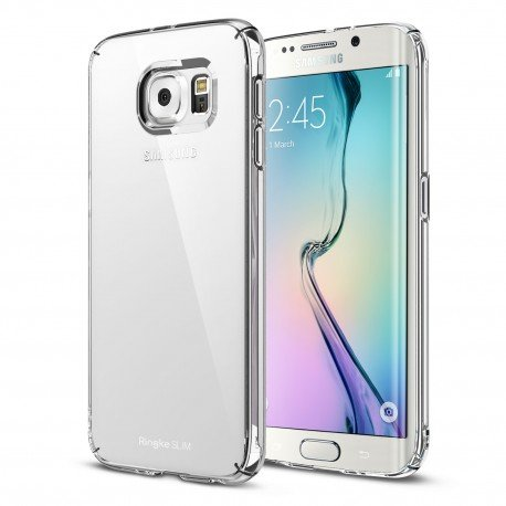 Husa Samsung Galaxy S6 Edge Plus Ringke SLIM CRYSTAL TRANSPARENT