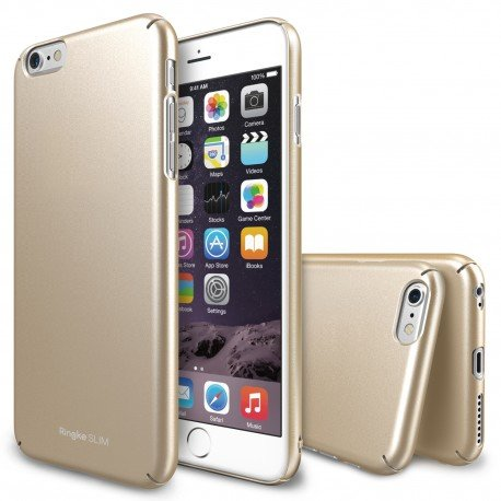 Husa iPhone 6s Plus Ringke SLIM ROYAL GOLD