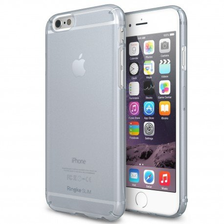 Husa iPhone 6s Plus Ringke SLIM FROST GRI