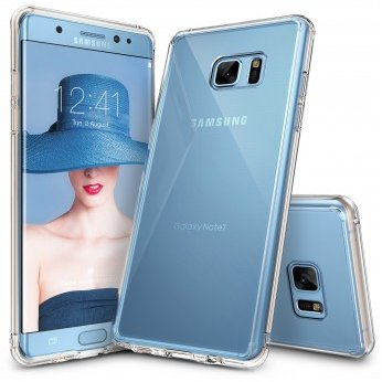 HusaHusa Samsung Galaxy Note 7 Fan Edition Ringke AIR CRYSTAL VIEW