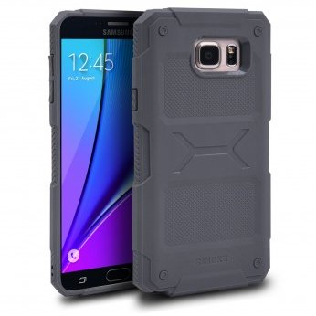 Husa Samsung Galaxy Note 5 Ringke REBEL GREY