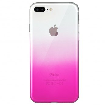 Husa iPhone 7 Plus / iPhone 8 Plus Benks TPU Gradient ROZ