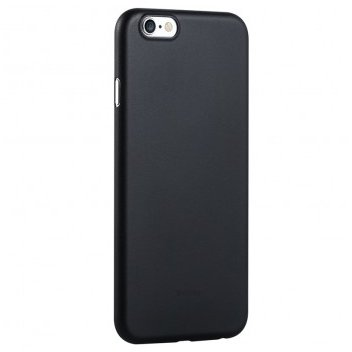 Husa iPhone 6/6s Benks Lollipop NEGRU MAT