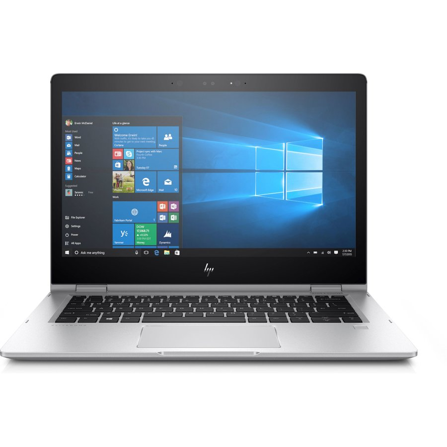 Notebook EliteBook x360 1030 G2 13.3'' FHD Touch i7-7600U 8GB 256GB Windows 10 Pro Grey