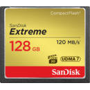 Card memorie SanDisk SDCFXSB-128G-G46, Compact Flash Extreme 128GB UDMA7