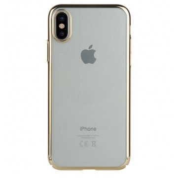 Husa Benks iPhone X Electroplated AURIU