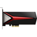 Plextor M8Pe Series SSD 128GB HHHL Add-in Card PCIe Gen 3x4 NVMe