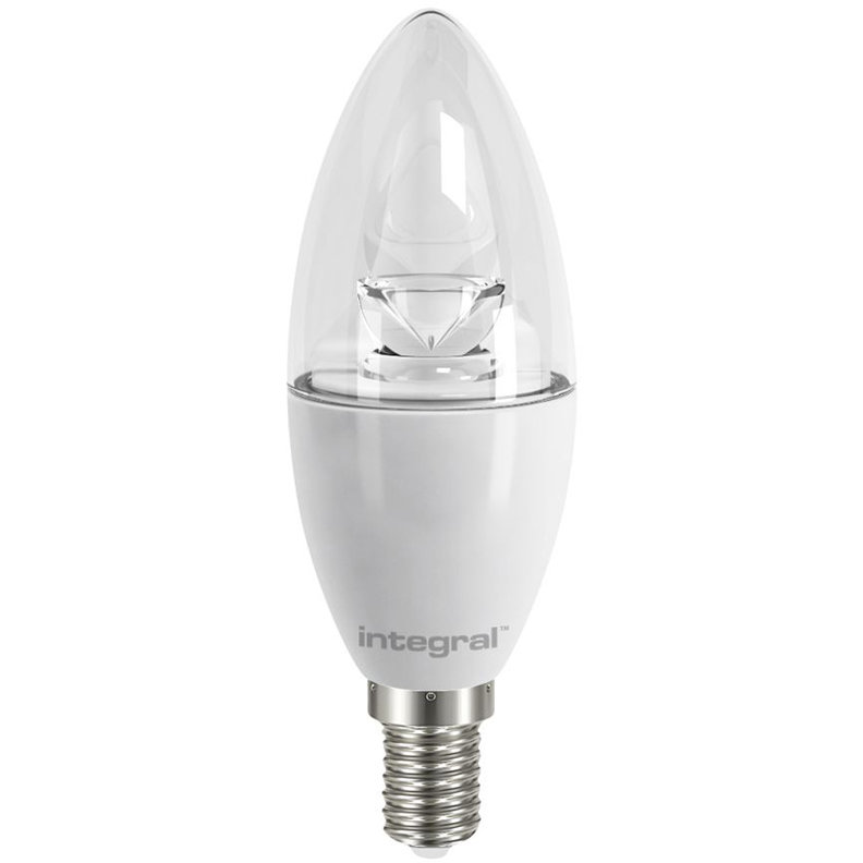 Bec Led Candle 5.5W 5000K 500L E14