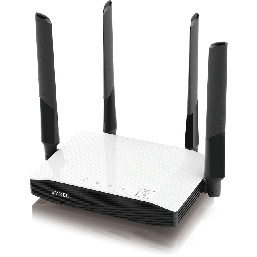 Router wireless NBG6604 AC1200 Dual Band 802.11 a.c