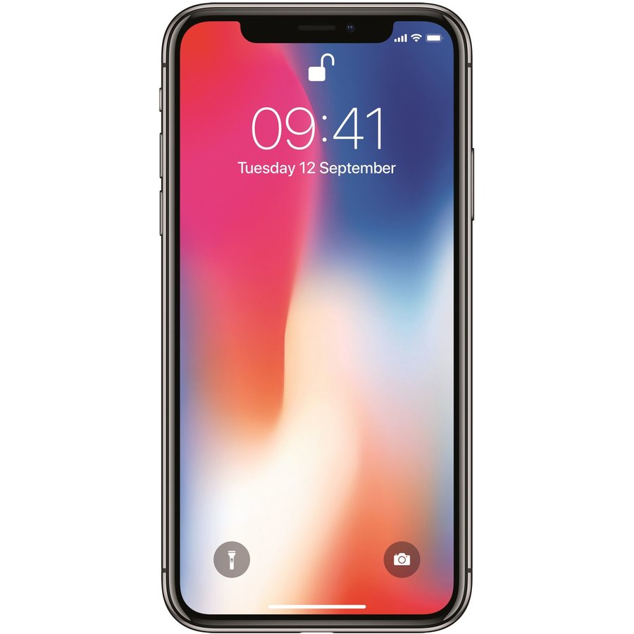Smartphone iPhone X, 256GB, 4G, Silver