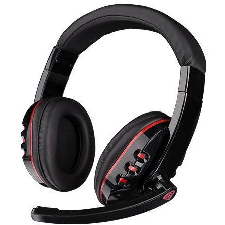 Casti Gaming Genesis H12 with Microphone, 1 x Mini Jack 3.5mm
