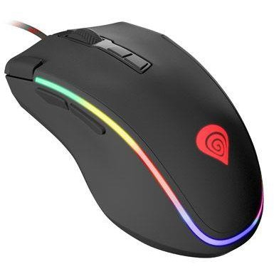Mouse Genesis Gaming optical KRYPTON 700, USB, 7200 DPI, with software