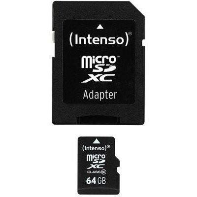 Card memorie micro SD 64GB SDXC card class 10