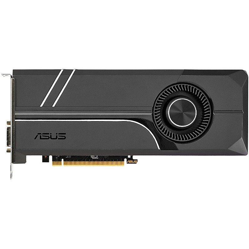 Placa video NVIDIA GEFORCE GTX1070TI TURBO 8G